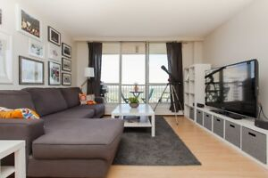 Downtown Penthouse Condo for Rent