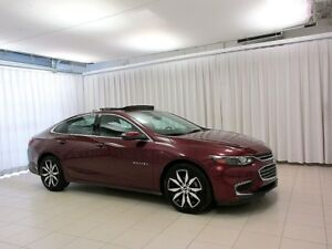 2016 Chevrolet Malibu FINAL DAYS TO SAVE!!! LT SEDAN w/ SUNROOF,