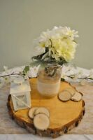 Wedding and Event Decor Rentals - Rustic, Elegant and More