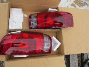 1997 - 2004 FORD F150 TAIL LIGHTS NEW