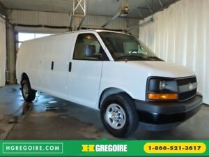 "2017 Chevrolet Express CARGO 2500 ALLONGÉ 155"" A/C 4.8L GROUPE É"