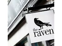 Chef required at The Raven!
