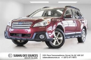 2013 Subaru Outback 2.5 I Convenience at $134.54 / 2 Semaines