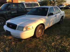 2010 Crown Victoria Interceptor $2300 In Your Name!!!