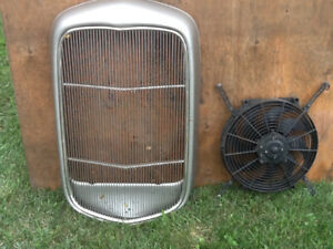1932 Ford grill / shell