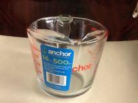 Anchor Hocking Measuring Jug 16oz / 500ml