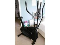 cross trainer good condition, working order
