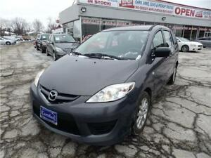 2009 Mazda Mazda5 GS 6 PASSENGERS  NO ACCIDENTS CERTIFIED