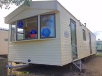 Cheap 3 bed 3 Years FREE site fee's static caravan @ seawick clacton essex suffolk kent sussex