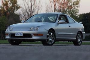 2001 Acura Integra GS-R Hatchback
