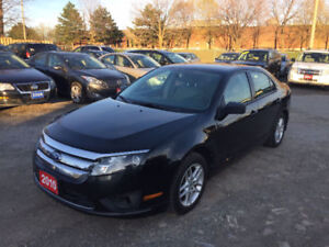 2010 Ford Fusion S Sedan *REDUCED* CERTIFIED* Only 153,920 Kms