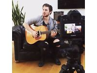 Professional Acoustic/Electric Guitarist - Available for Events/Functions
