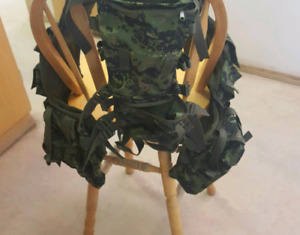 Paintball or airsoft tactical vest
