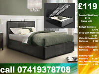 Special Offer DOUBLE storage leather / Bedding