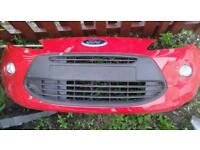 Ford Ka Front Bumper 2014