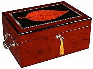 Classic 100 Count Cigar Humidor, great condition