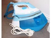 Philips 7400 series Pressurised steam generator Iron GC7420/02 (WORKING WITH SNAGS)
