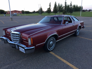 1979 Ford Thunderbird Ultra Low Mileage Barn Find