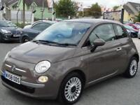 2008 Fiat 500 1.4 16v Lounge 3dr