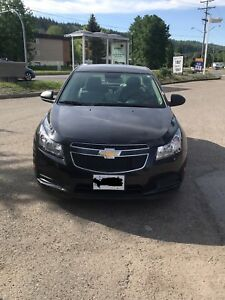 Chevrolet Cruze 2014 Low Kms for Sale