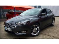 2016 Ford Focus 1.0 EcoBoost 125 Titanium 5dr Manual Petrol Hatchback