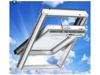 ANY SIZE VELUX WINDOW £450 supplied and fitted inc all labour and materials