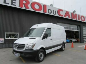 "Mercedes-Benz Sprinter Cargo Vans 2500 144"" BLUETECH  2014"
