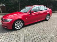 BMW 320 2.0 auto 2007 07 M Sport Every Extra Low Mileage