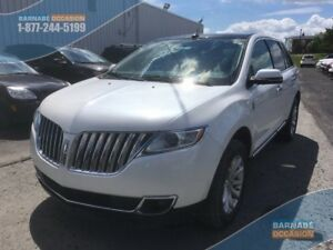 2014 Lincoln MKX LUXURY+TOIT+MAGS+NAV