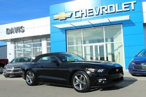 2016 Ford Mustang V6 CONVERTIBLE, PUSH BUTTON START