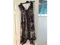 Maxi dress - size large