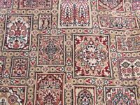 CARPET WITH UNDERLAY (AS NEW!!)AXMINSTER OVER 14FT BY 11FT FREE EDINBURGH DELIVERY