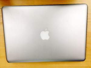 MacBook Pro 13-inch, Mid 2012 8GB 750GB  Work perfectly!