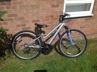 Apollo xc 26 girls or ladies bike £30 ono