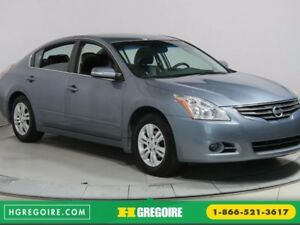 2010 Nissan Altima 2.5 S A/C BLUETOOTH TOIT CUIR MAGS