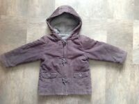 2 Boys Coats Great Condition 3-4 Years