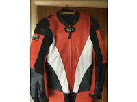 GPL Leather 1 Piece Motorcycle Leathers