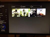 Xbox one 500GB + Games (No controller)