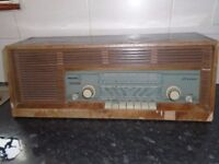 phillips retro radio