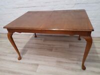 Beithcraft Extending Dining Table (DELIVERY AVAILABLE FOR THIS ITEM OF FURNITURE)