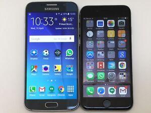 Samsung S6 (299$) and IPhone 6S (449$) - UNLOCKED - MEGA PROMO