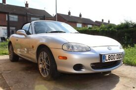 Mazda mx5 euphonic special edition OFFERS