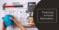Roof/renovation financing!