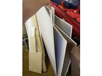 *FREE*Various sizes of plaster board off cuts