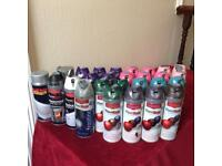 Plastikote Spray Paint Joblot x27