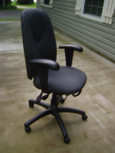 Excellent condition multi-function office/desk chair