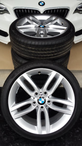 BMW Tires and Rims - $3000