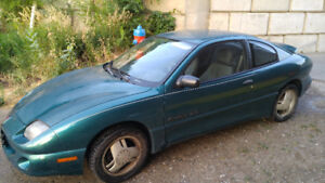 2000 Pontiac Sunfire Coupe (2 door)