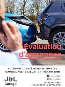 Avez-vous eu un accident de voiture? on peut vous aider!