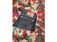 True religion jeans W34 L32